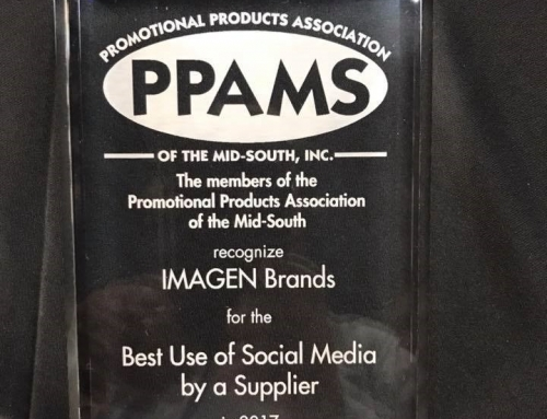 IMAGEN Brands wins Best Use of Social Media by a Supplier Award