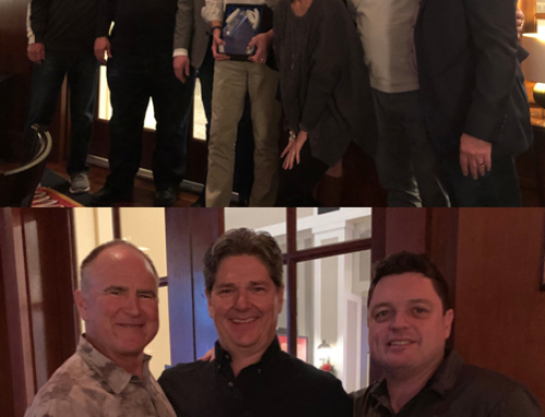 Cap America Presents 2018 Distinguished Sales Award to C&C Marketing
