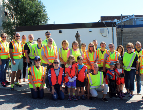 American Solutions for Business Volunteers for Adopt a Highway