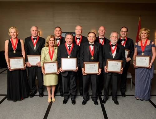 American Solutions for Business VP of Sales Inducted into Ben Franklin Honor Society