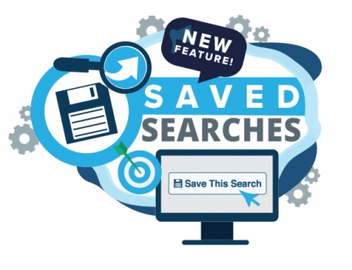 Saved Searches Added to Product Search!