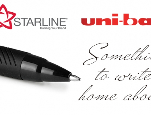 Starline Announces Exclusive Partnership With uni-ball