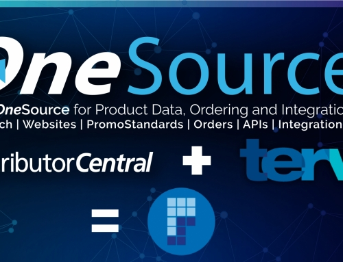 OneSource Powered by DistributorCentral Achieved PromoStandards on behalf of Tervis Tumbler