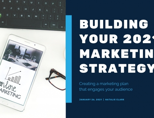 Building Your 2021 Marketing Strategy – Promo Edition