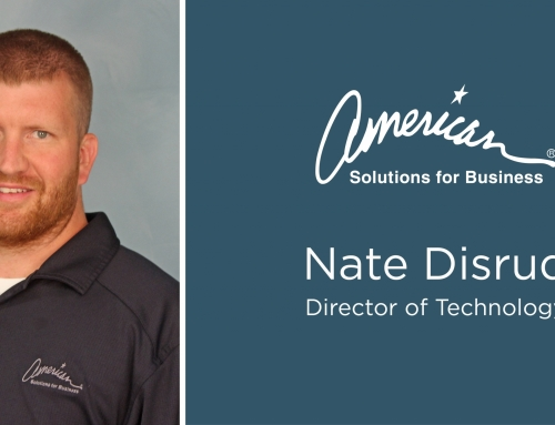 American Solutions for Business Promotes Nate Disrud to Director of Technology